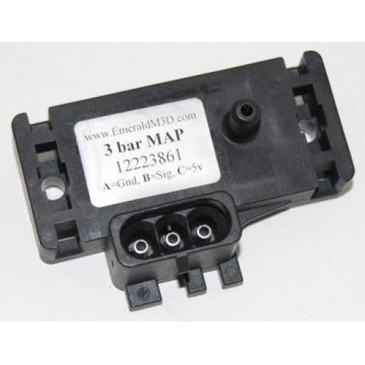 3 Bar Map Sensor