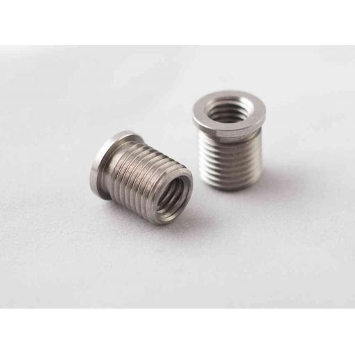 K04-02x Audi S3/TT/Leon Cupra R, BW turbo fitment, threaded inserts (EACH)