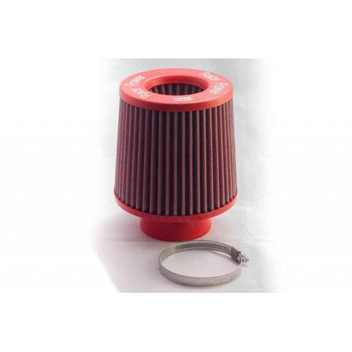 BMC 80mm Twincone red filter