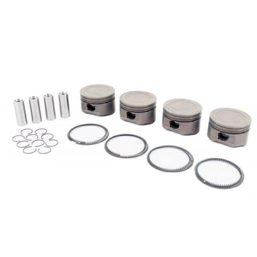 supertech 1.8t piston,82mm, 9.3:1 CR