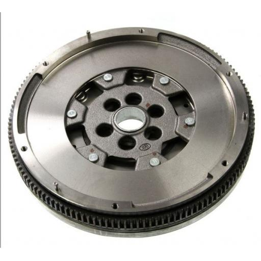 LUK 02M Dual Mass Flywheel (with bolts)