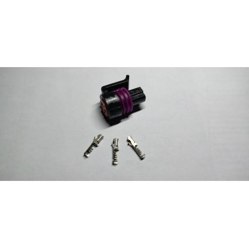 Metripak 150 Pin/Plug Kit (One Sensor)