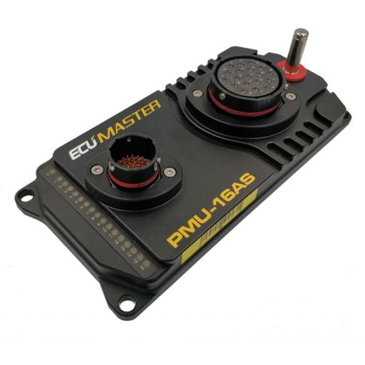 Ecumaster PMU16 Autosport - Power Management Unit 16 Autosport